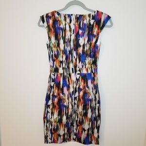 French Connection Dresses - French Connection Record Ripple Dress